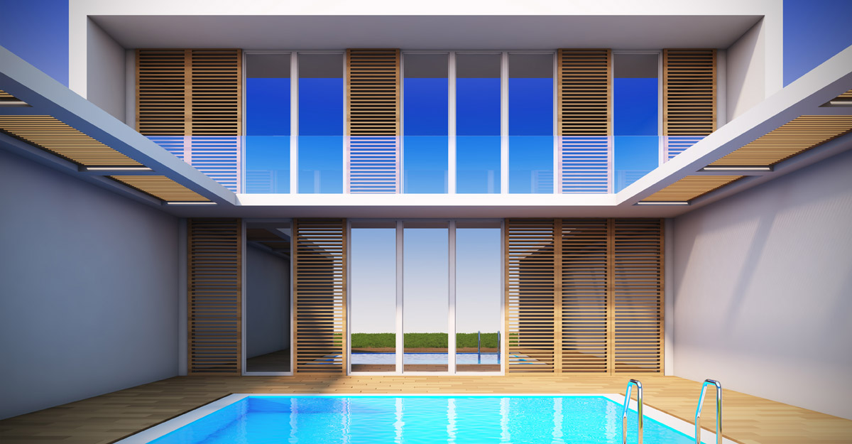 Pool Rendering Services