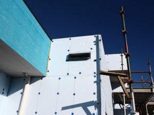 Polystyrene Foam Panels Cladding